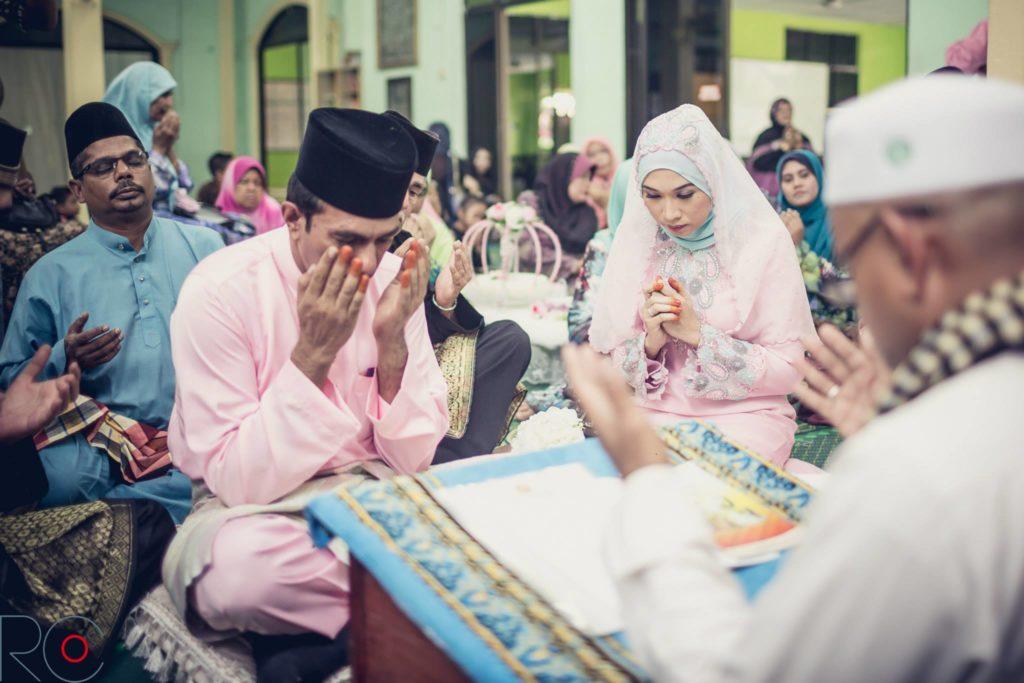 how to plan Majlis Akad