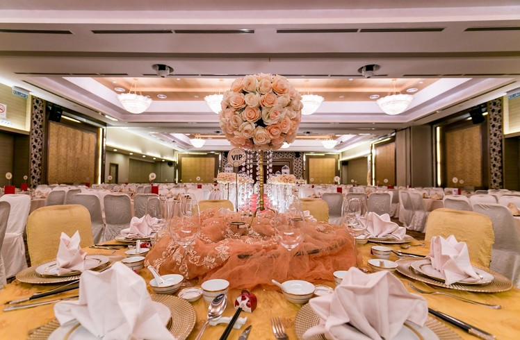 royal china grand ballroom ipoh tai thong wedding