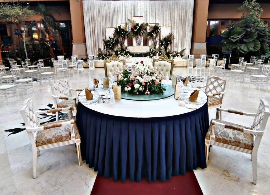 royale chulan klcc wedding garden indoor pelamin