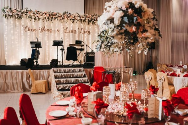 seaqueen penang ballroom chinese restaurant wedding banquet2