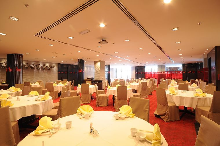 The Ming Room BSC wedding
