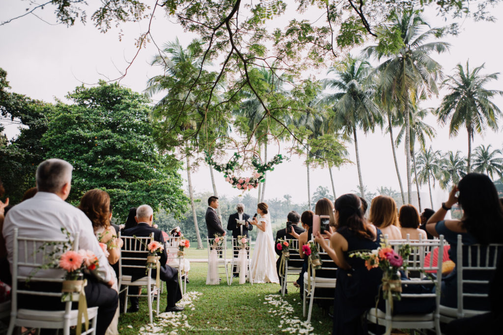 the saujana wedding