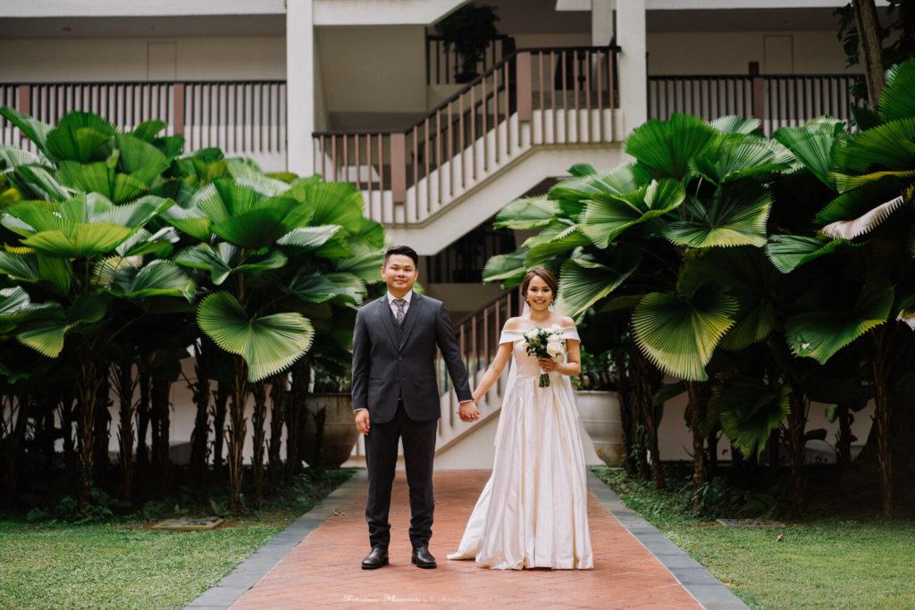 the saujana hotel garden wedding fabulous moments portrait