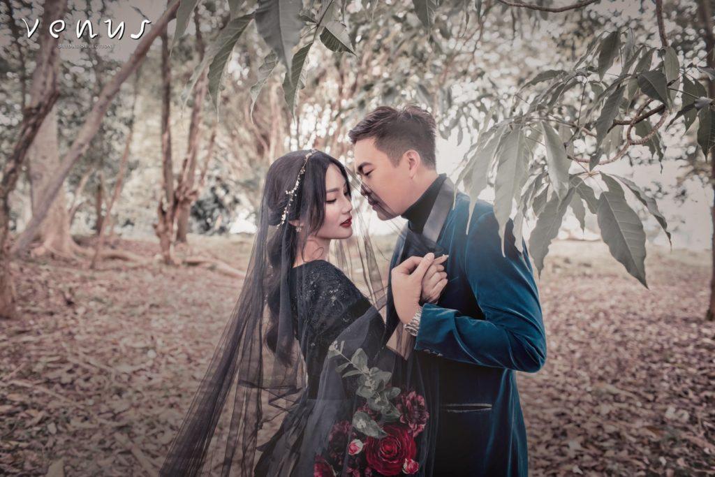 venus bridal selection studio photography johor jb