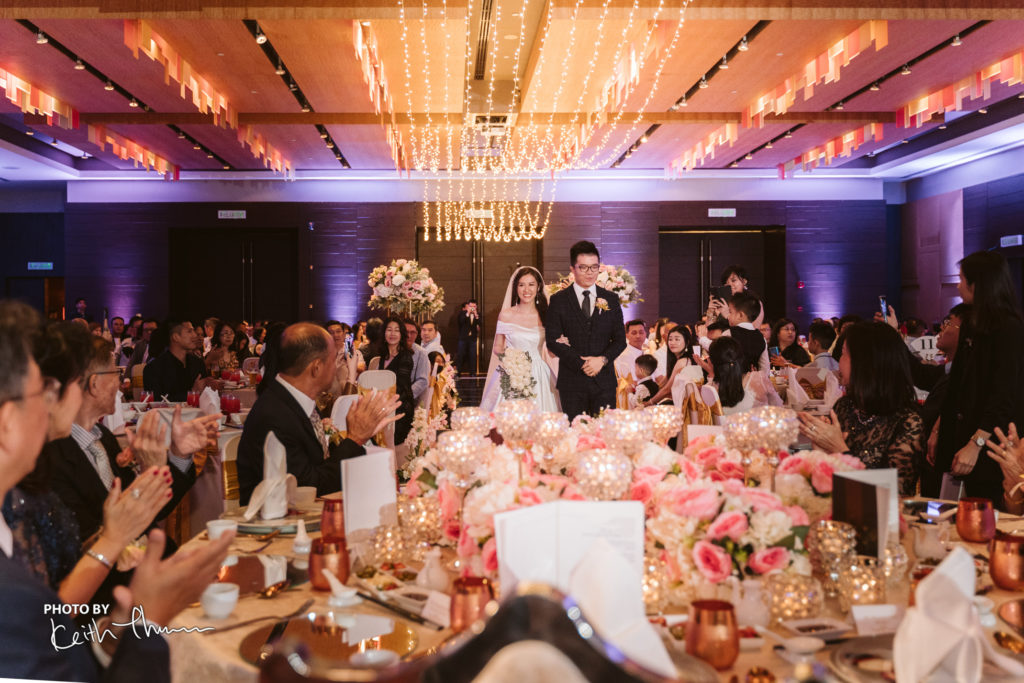 wedding at G Hotel Penang photo by Keith