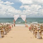 westin desaru beach wedding tiffany chairs romantic