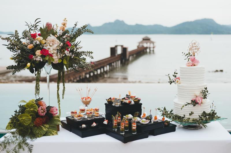westin langkawi beach wedding venue
