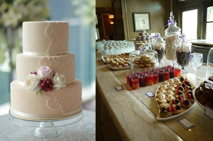 wedding cakes Malaysia