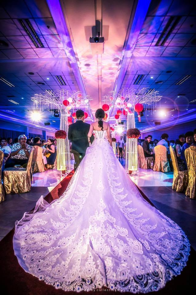 yong sheng banquet muar wedding