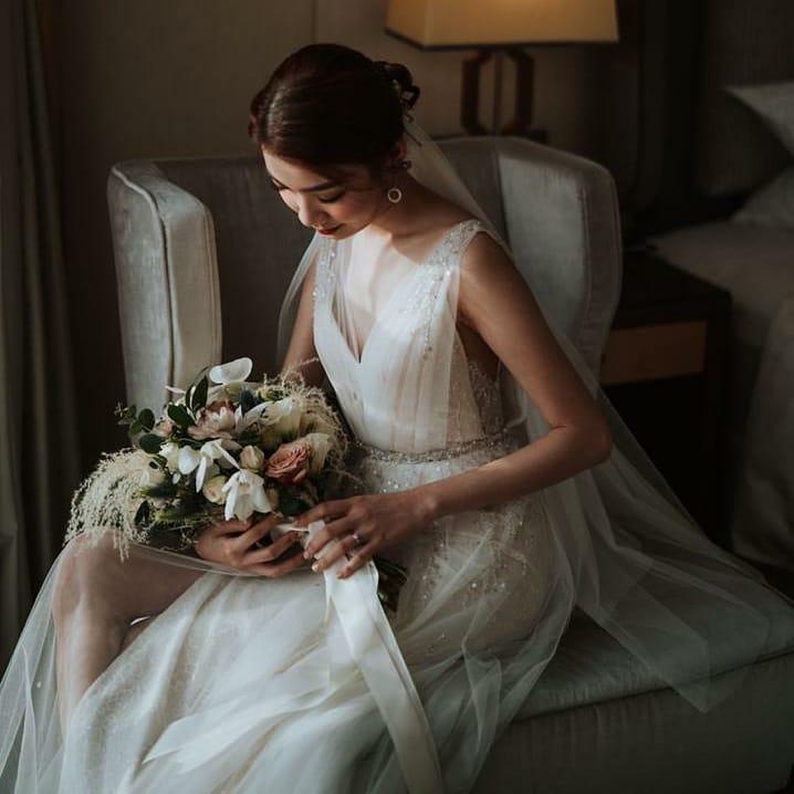 diy wedding gown malaysia