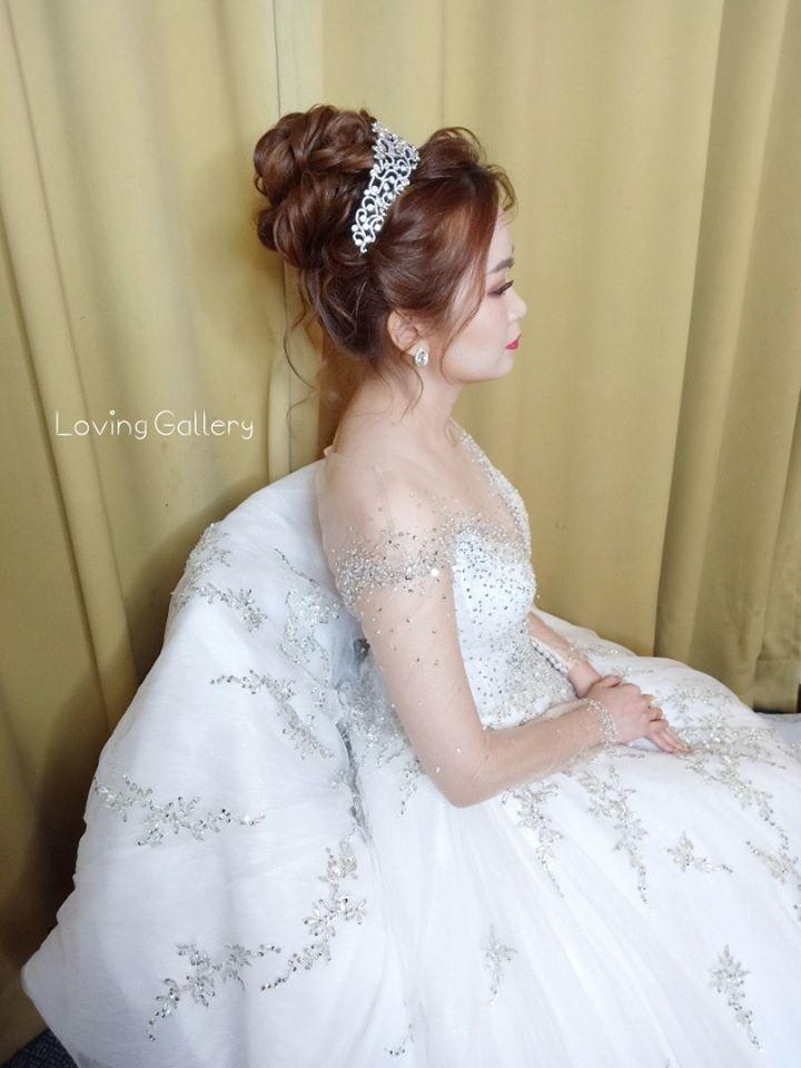 loving bridal makeup artist malaysia