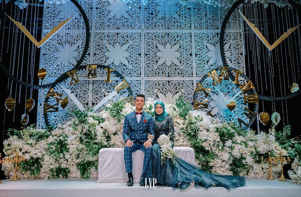nas great idea designer wedding decorator stylist malaysia pelamin