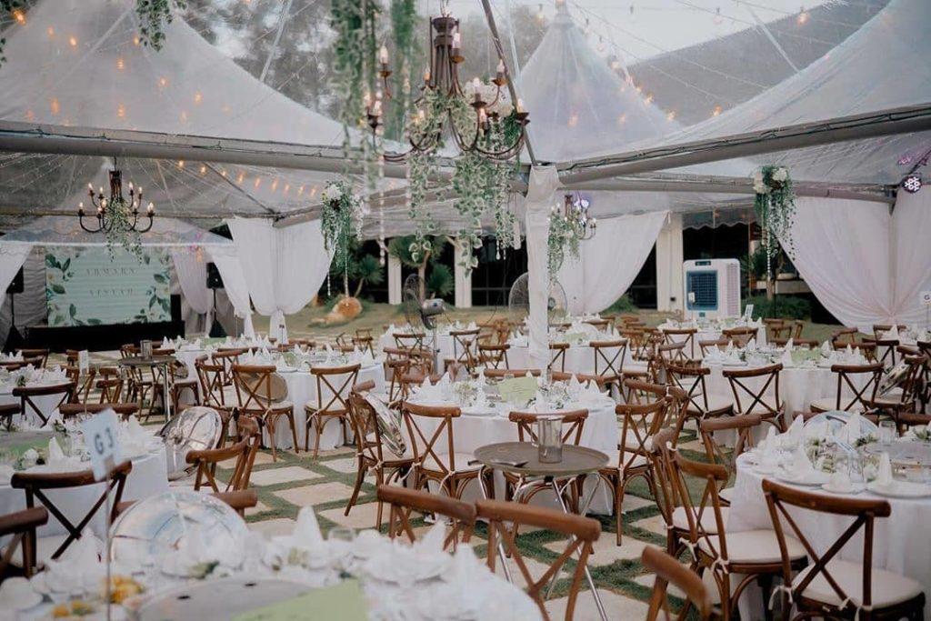 forest valley cheras garden wedding
