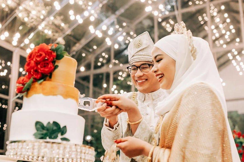 glass hall wedding KL