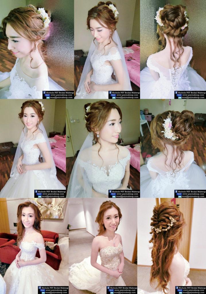 wedding makeup artist KL