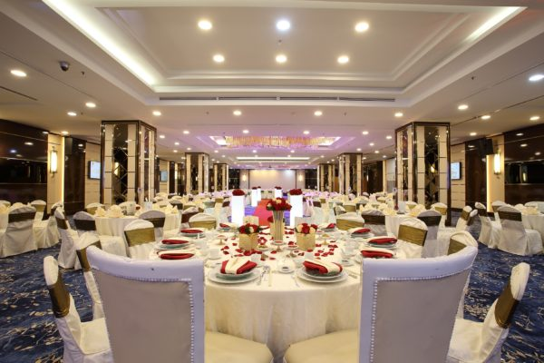 Corus Hotel KL wedding venue