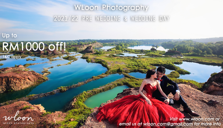 wedding photographers Malaysia Wloon