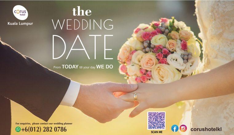 best hotel wedding in Malaysia Corus KL