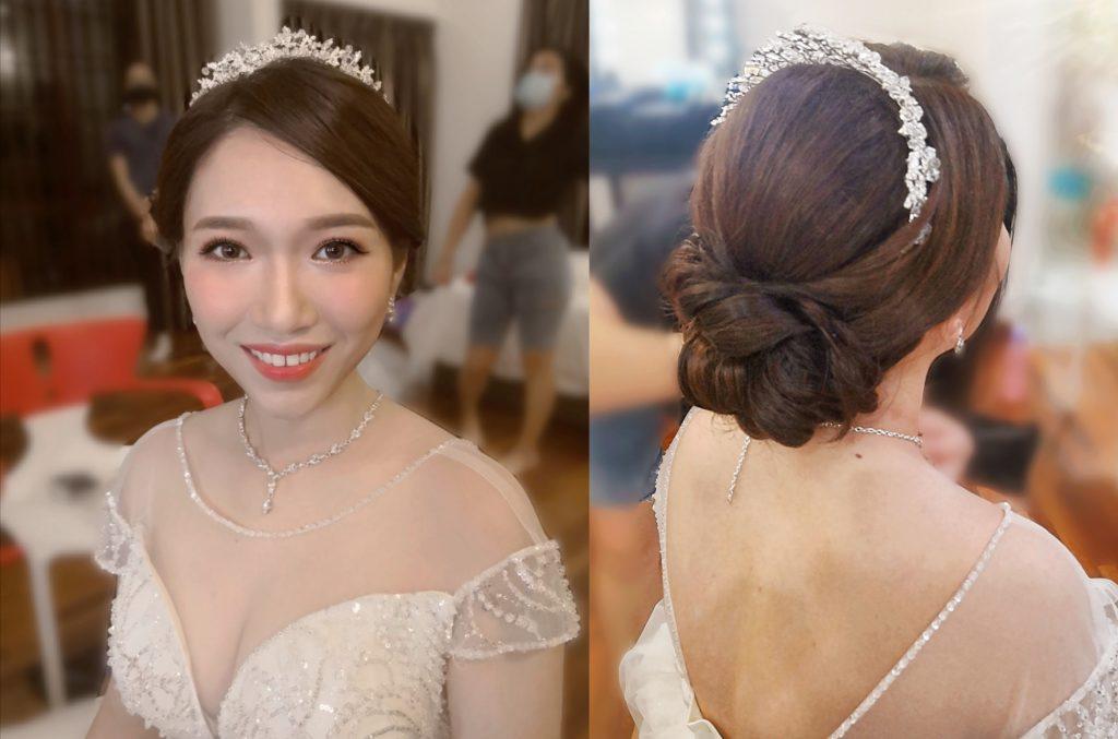 bridal makeup artists Malaysia
