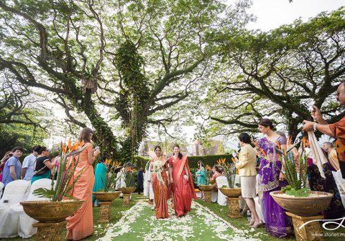 shangri-la rasa sayang garden wedding penang rain trees stories