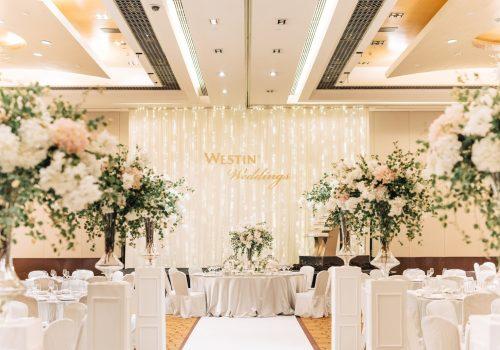Westin KL ballroom